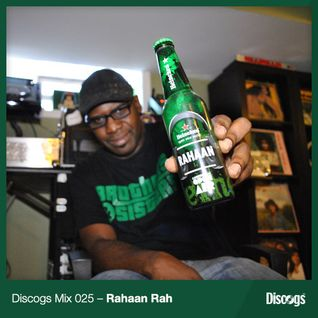 Discogs Mix 25- Raahaan Rah