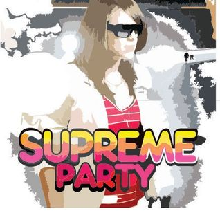 Supreme Party - ONO - 15/09 - Marina Rocha Dj