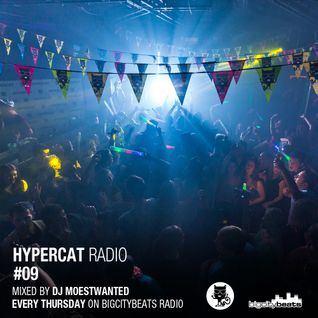 Hypercat Radio #9 - 06.11.2014 / BigCityBeats Radio - Mixed by DJ Moestwanted
