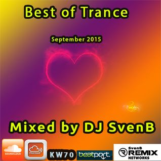 Best of Trance September 2015- by DJ SvenB *amazing*
