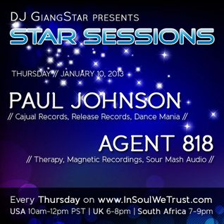 Star Sessions Jan 10, 2013