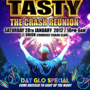 Tasty Reunion Mix - 20/01/12