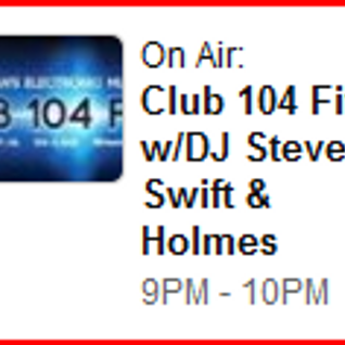 WSNX (Club 104 Five) June 8, 2014