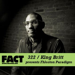 FACT Mix 322: King Britt presents Fhloston Paradigm