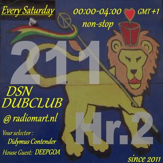DSN DUBCLUB 211 Hr.2 @ www.radiomart.nl (2015.05.30)