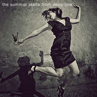 Liquid House 5. -the summer starts from deep one (mixed by ERRO)