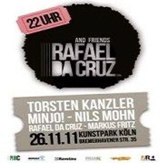Torsten Kanzler @ Rafael Da Cruz & Friends! - Kunstpark Köln - 26.11.2011
