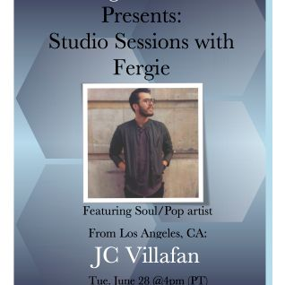 Studio Sessions with Jc Villafan