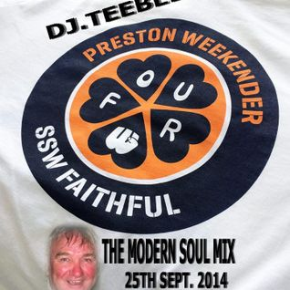 modern soul mix 25th sept 2014