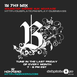 1N 7H3 M1X TV/Radio LIVE 20131027 with nonXero [Whoa-B Guest Mix] (Dubplate.fm)