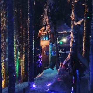 Burning Down the Treehouse : NYE 2015