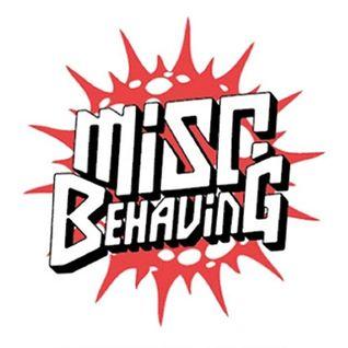MR.A LIVE AT MISCBEHAVING SHOW @ BASSORADIO 23.3.2016