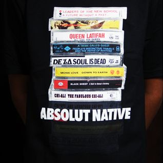 A Tribute To Native Tongues mixed by Nappy DJ Needles
