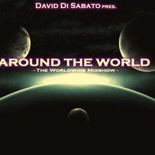 """David Di Sabato pres. """"Around The World"""" [Episode #019] - The Mixshow"""