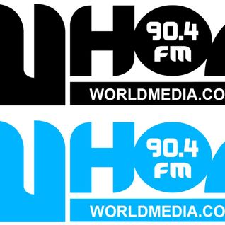 Radio Show Segment - WHOA! 90.4 FM / www.whoaworldmedia.com - Fri 9th March 2012