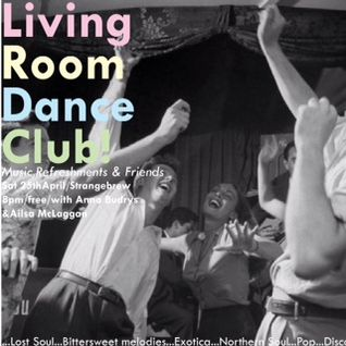 Living Room Dance Club 12…'The Piano theory of everything'...by Ailsa McLaggan
