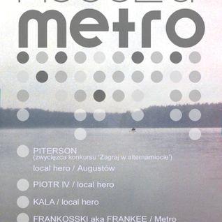 Piterson @ House of Metro