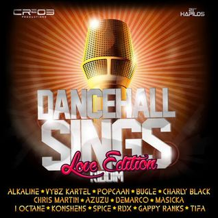 DANCEHALL SINGS RIDDIM MIX