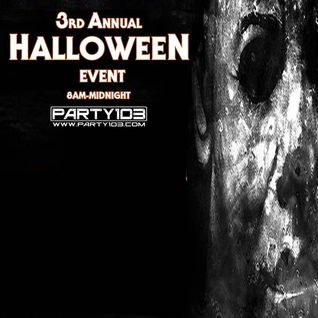 Nick Turner @ Party103 3rd Annual Halloween Event