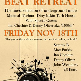 Matt Purkis Live @ H-Bar 18-11-11