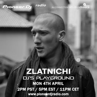 Zlatnichi - Pioneer DJ's Playground