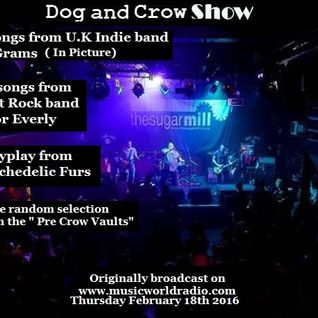 Dog and Crow Radio Show.: 21 Grams, For Everly, Psychedelic Furs ( Vinyl) and much more