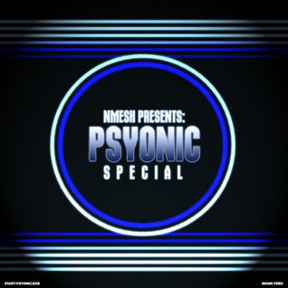Nmesh - Psyonic Special (Psytrance/Ambient/Space Mix, 10/27/08) [2008]