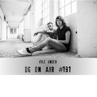 Different Grooves On Air #191 - Jaymo & Andy George