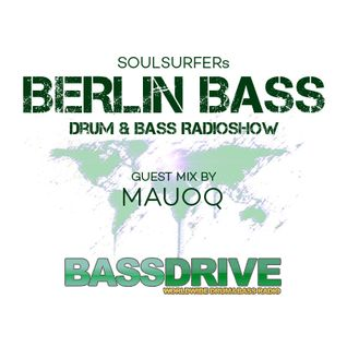 Berlin Bass 034 - Guest Mix by MAUOQ