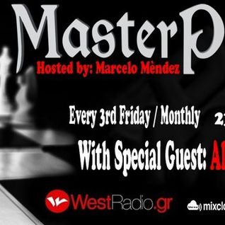 Allan Zax @ Master Pieces Ep 001 on West Radio (19 Aug 11)