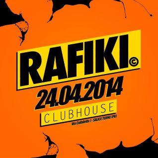 Nu-re sound @ RAFIKI w/ DIGI G'ALESSIO - 24/04/2014