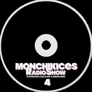 Monchikices RadioShow #4  by Dj Monchike (1.04.2014)