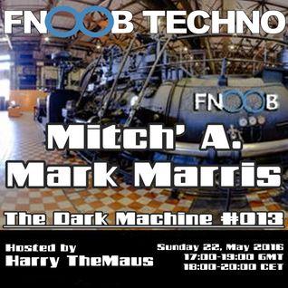 The Dark Machine #13