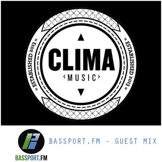 CLIMA: BASSPORT.FM Guest Mix