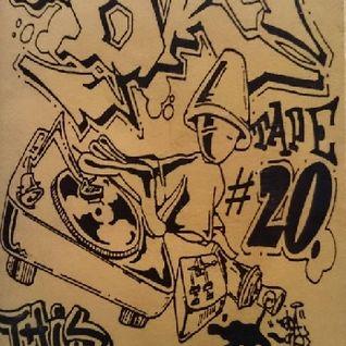 DJ BK - Tape #20 (1998)