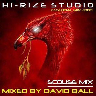 HI-RIZE STUDIO.. Essential Mix 2008 (Scouse Mix)