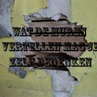 Ruzie met de muren, beter een goede muur dan een verre vriend. ( Met dank aan Bold head Jajer.)