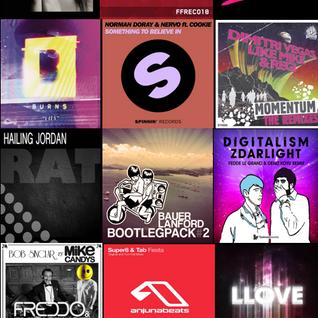 October 2012 Electro Mix Radio Show N°1 (Jeremy Kesseler)