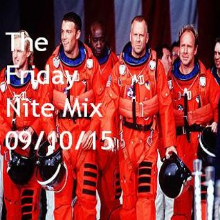 The Friday Nite Mix 09/10/15