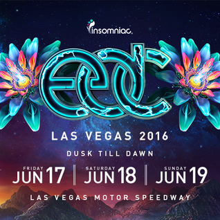 Kaskade - Live @ EDC Las Vegas 2016 - 17.06.2016