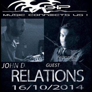 Franzis-D Guest Relations @ Deephouseparade.com - 16.10.14