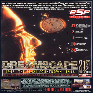 LTJ Bukem - Dreamscape 21 x Back in the Day Live 1995
