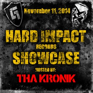 Tha KroniK @ Gabber.fm [Hard Impact Records Showcase #13] Nov. 11, 2014