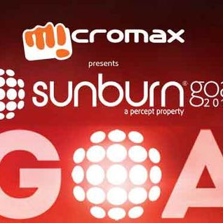 Norman Doray - Live @ Sunburn Festival (Goa, India) - 27.12.2012