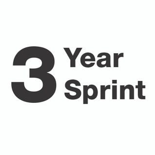 Introduction to the 3 year sprint