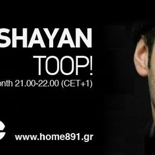 Babak Shayan presents TOOP! - the fabulous rolling