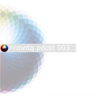 sK*-nrmntq podcast 003