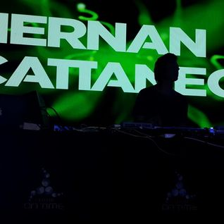 Warm up for Hernan Cattaneo @Garden Lounge, 04.12.15 by Angel Deep