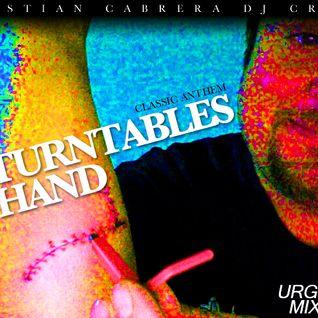 Live Vinyl Emergency Mixtape - 2 Turntables v/s 1 Hand