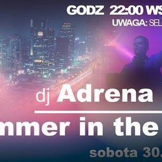 Adrena Line - Live @ Summer In The City, Infinity Club, Wałbrzych, Poland (30.07.2016)